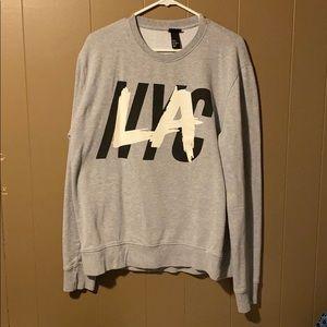 H&M Grey Sweatshirt ( MENS XL)